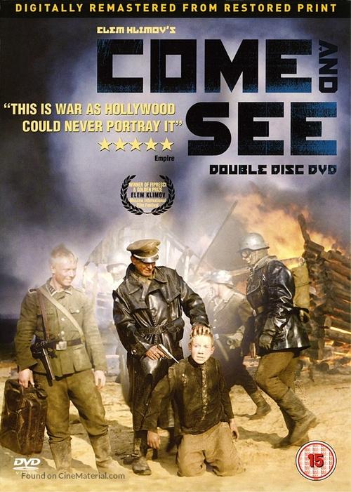 Idi i smotri - British Movie Cover