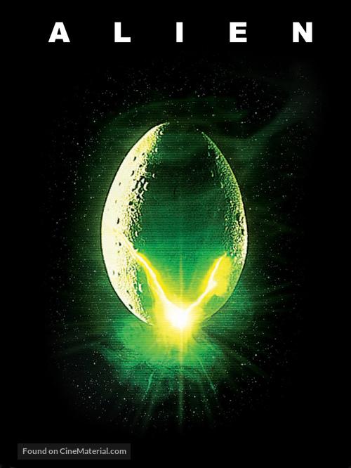 Alien - Movie Cover