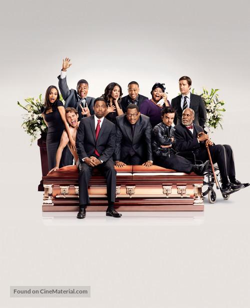 Death at a Funeral - Key art