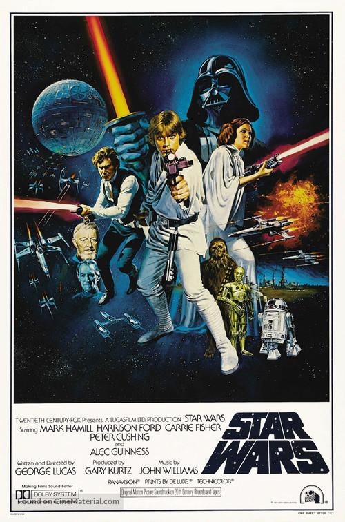 Star Wars - Movie Poster