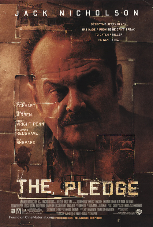 The Pledge - Movie Poster