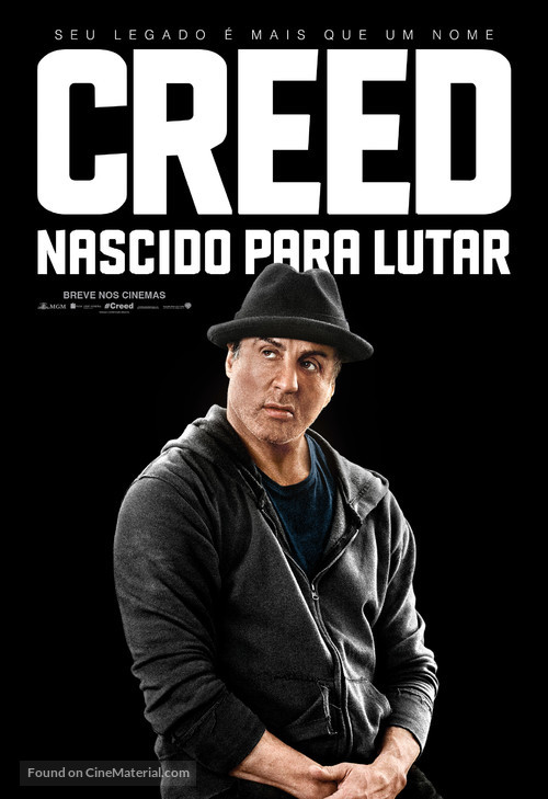 Creed - Brazilian Movie Poster