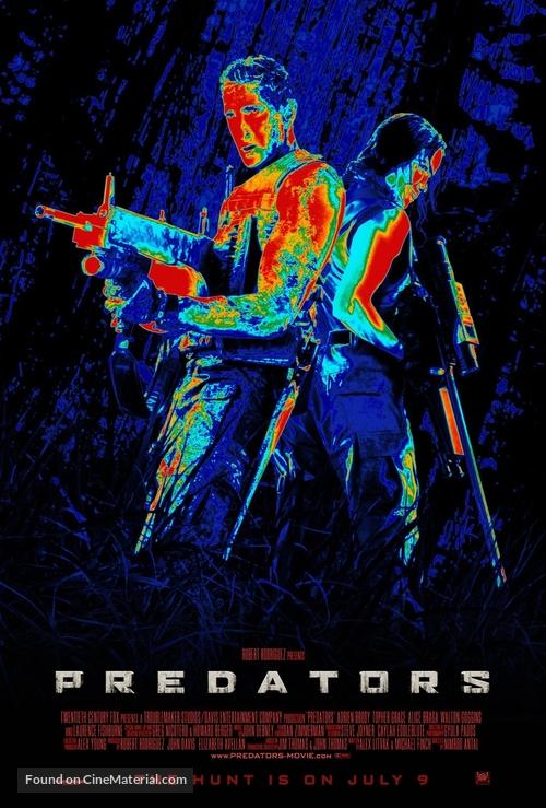 Predators - Movie Poster