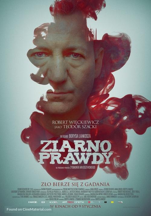 Ziarno prawdy - Polish Movie Poster