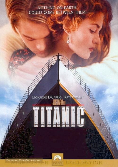 Titanic - Movie Cover