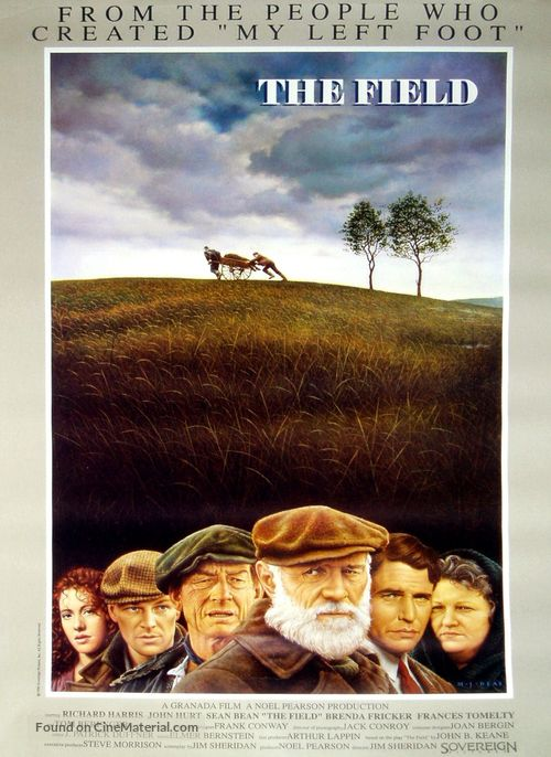 The Field - Movie Poster