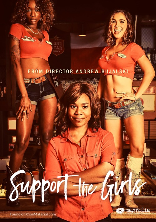 Support the Girls - DVD movie cover