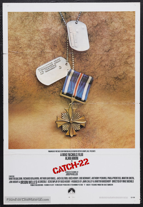 Catch-22 - Movie Poster