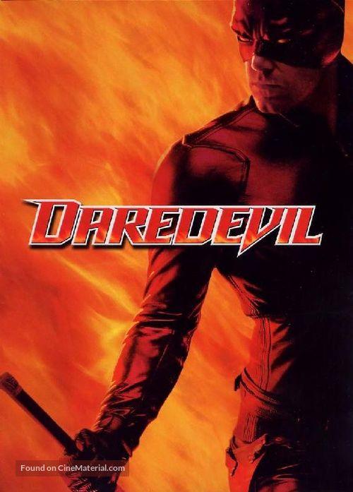 Daredevil - Movie Cover