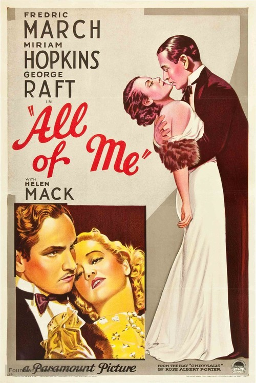 All of Me - Movie Poster