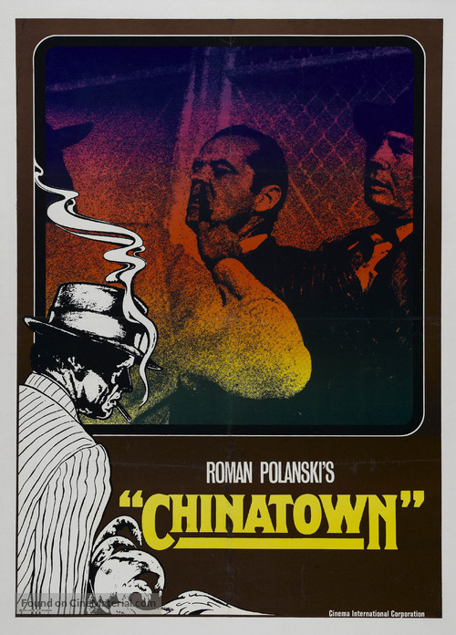 Chinatown - Movie Poster