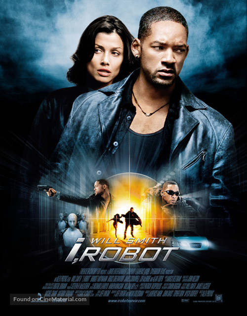 I, Robot - Movie Poster