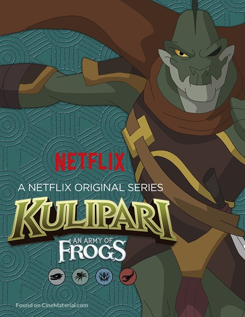 """Kulipari: An Army of Frogs"" - Movie Poster"