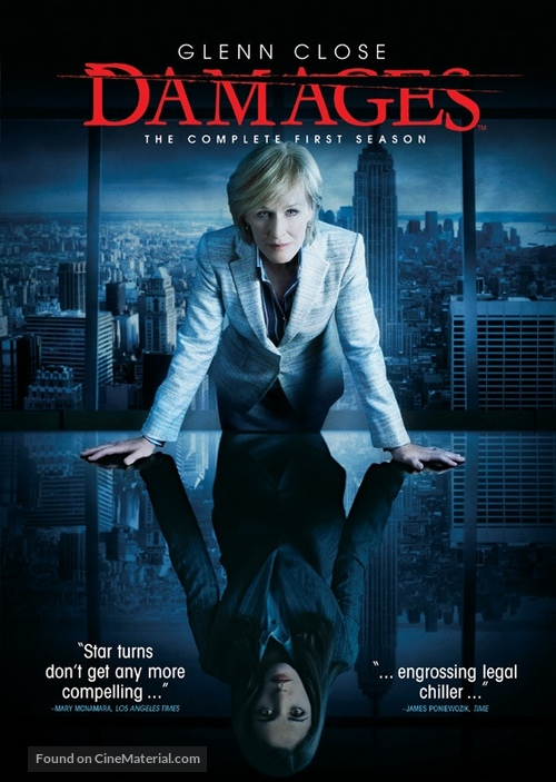 """""""Damages"""" - Movie Cover"""