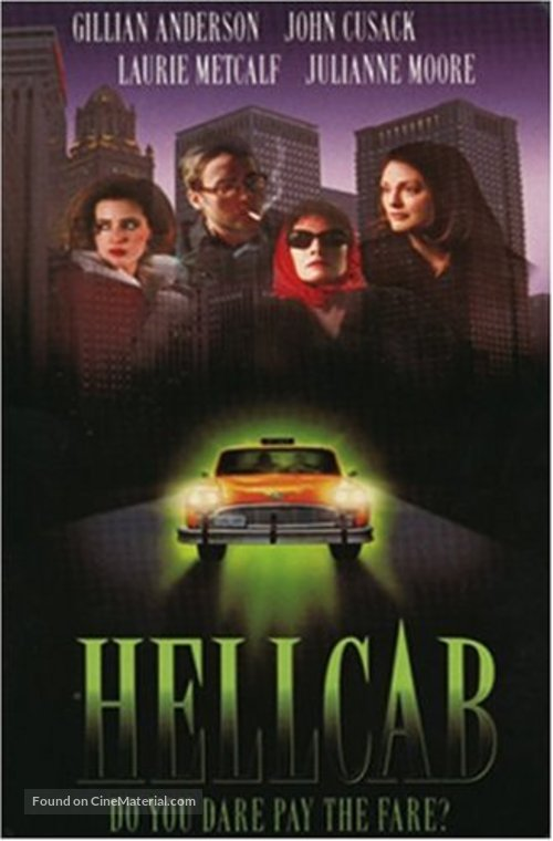 Chicago Cab - DVD cover