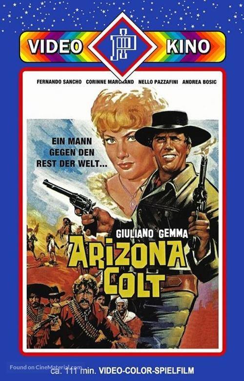 Arizona Colt - German DVD cover