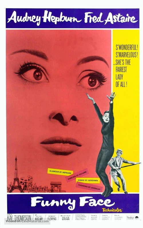 Funny Face - Movie Poster