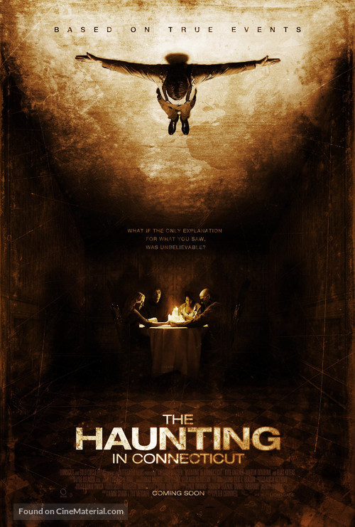 The Haunting in Connecticut - Movie Poster