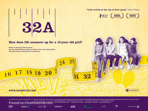 32A - Irish Movie Poster