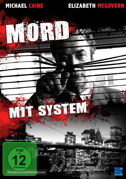A Shock to the System - German DVD cover