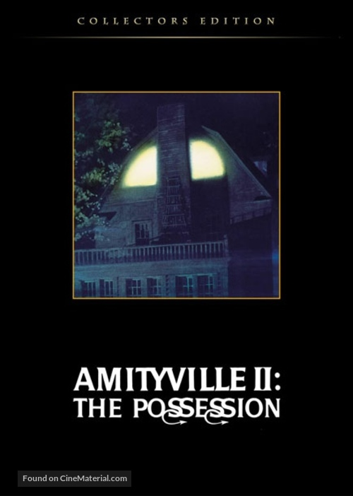 Amityville II: The Possession - Movie Cover