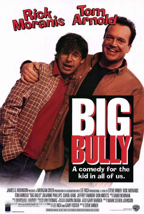 Big Bully - Movie Poster