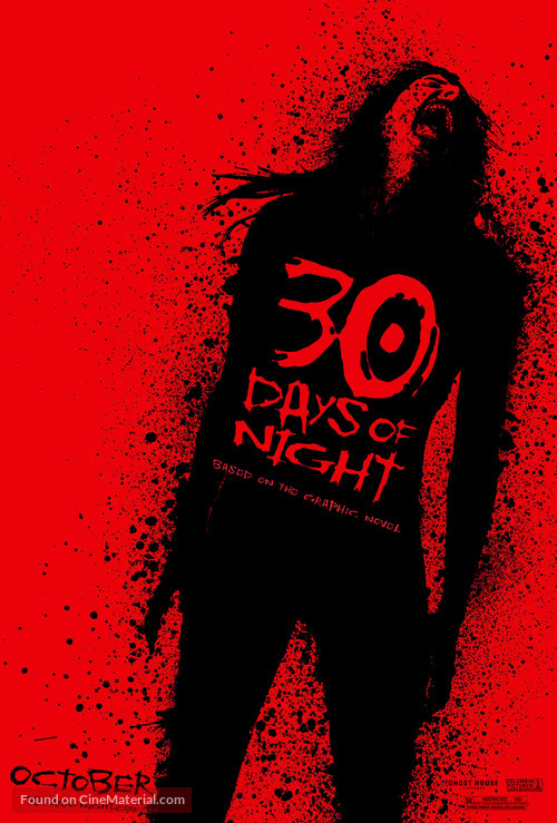 30 Days of Night - poster