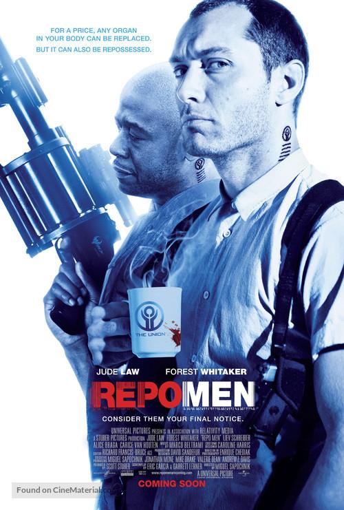 Repo Men - Movie Poster