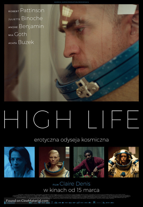 High Life - Polish Movie Poster