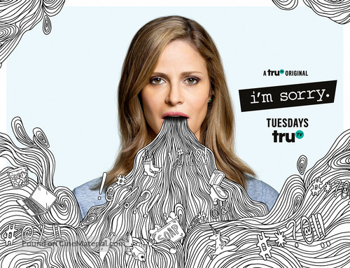 """""""I'm Sorry"""" - Movie Poster"""