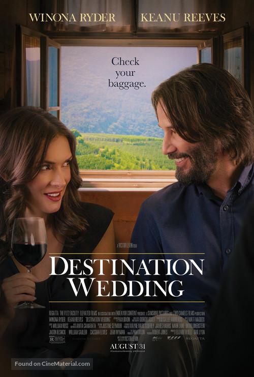 Destination Wedding - Movie Poster