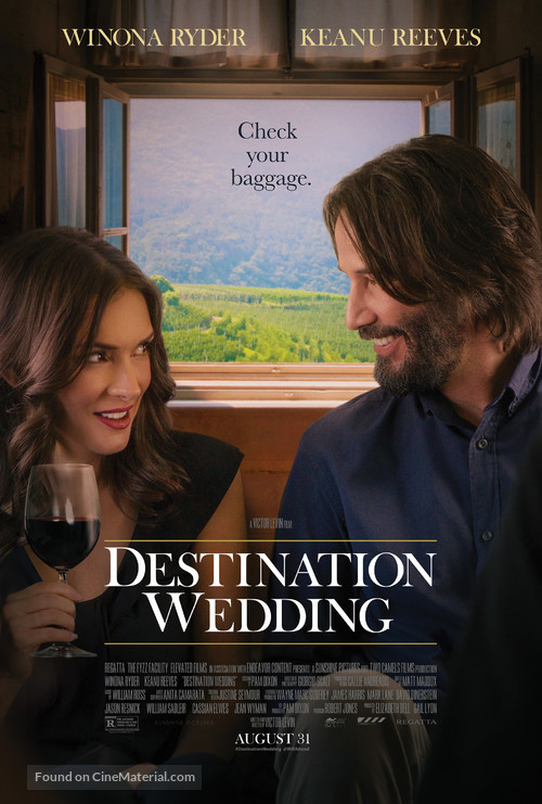 Destination Wedding - Movie Poster