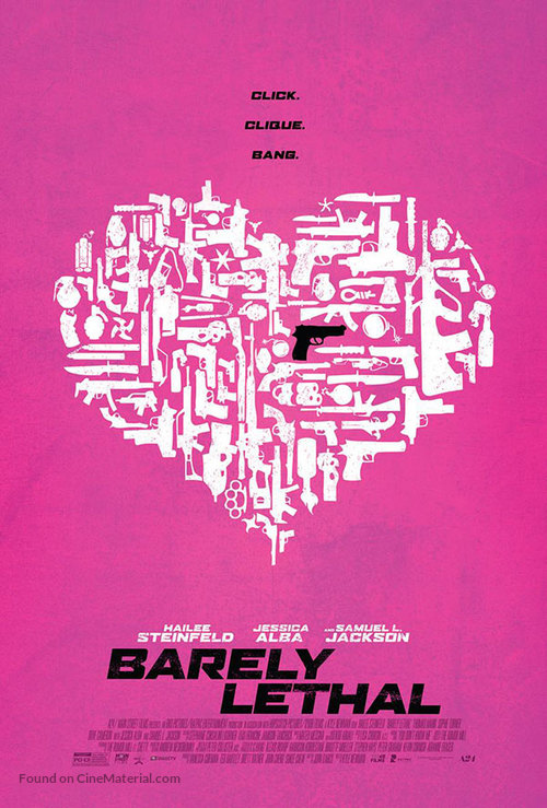 Barely Lethal - Movie Poster