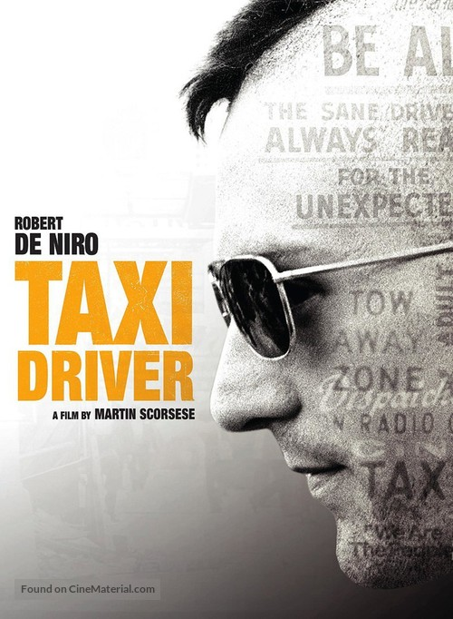 Taxi Driver - British Movie Cover