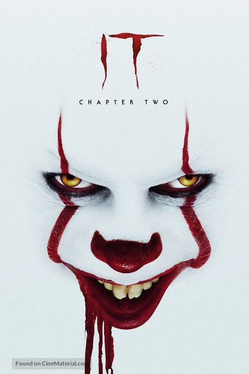 It: Chapter Two - Movie Cover