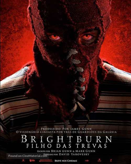 Brightburn - Brazilian Movie Poster