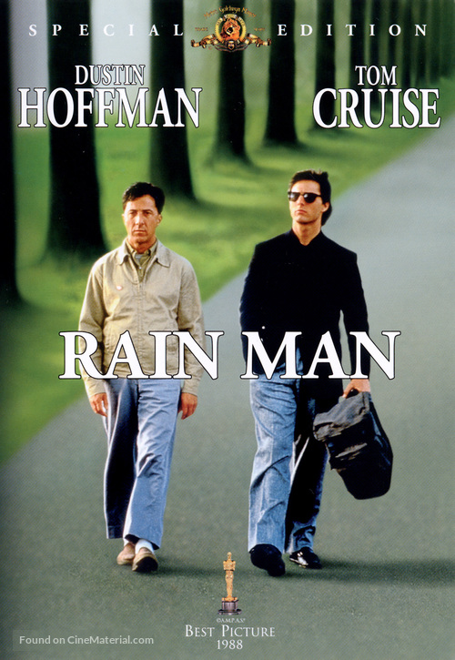 Rain Man - DVD cover