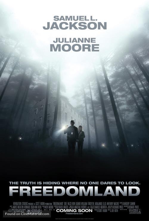 Freedomland - Movie Poster