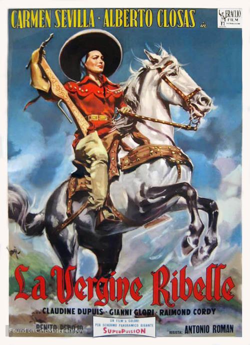 La fierecilla domada - Italian Movie Poster