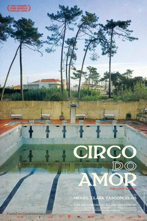 Circo do Amor - Portuguese Movie Poster