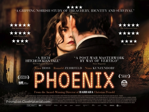 Phoenix - British Movie Poster