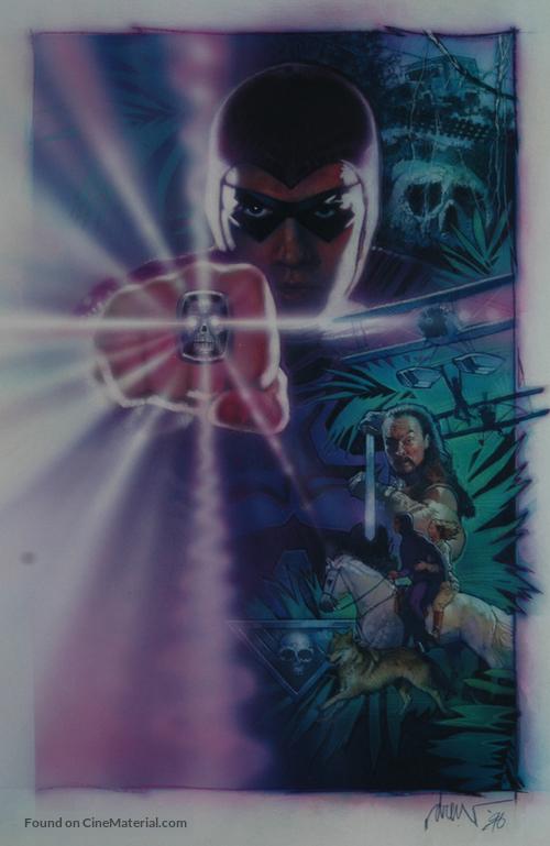 The Phantom - Key art