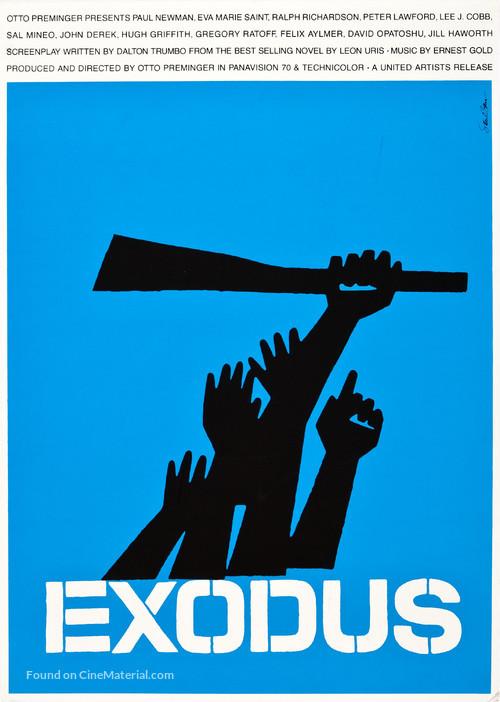Exodus - Movie Poster