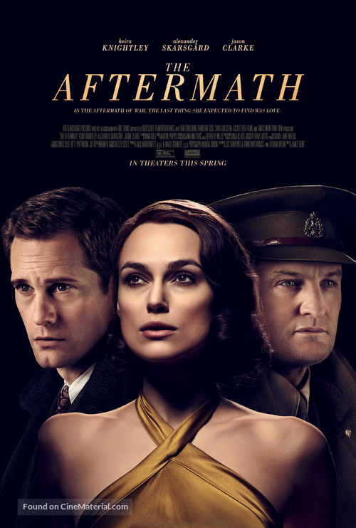 The Aftermath - Movie Poster
