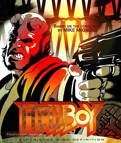 Hellboy - Movie Cover
