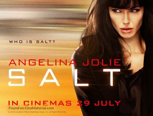 Salt - Malaysian Movie Poster
