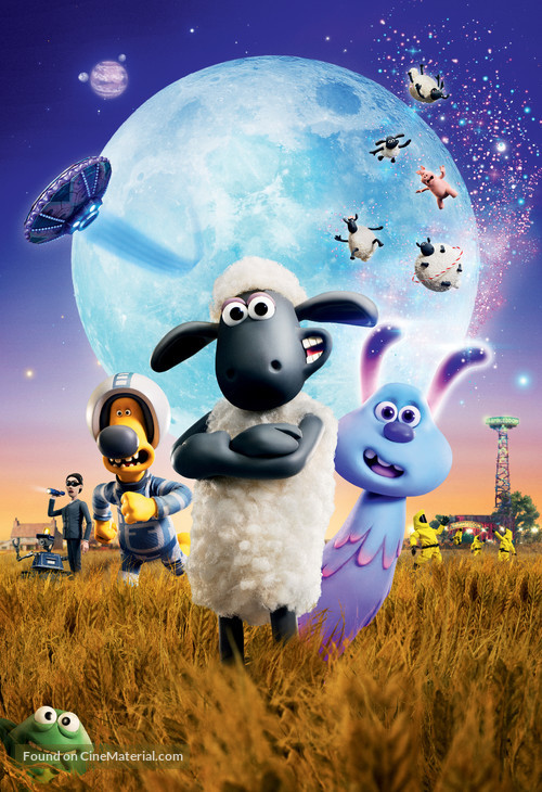A Shaun the Sheep Movie: Farmageddon - Key art