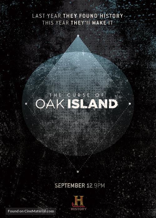 curse of oak island movie
