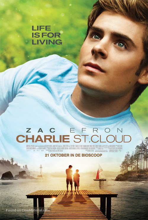 Charlie St. Cloud - Dutch Movie Poster