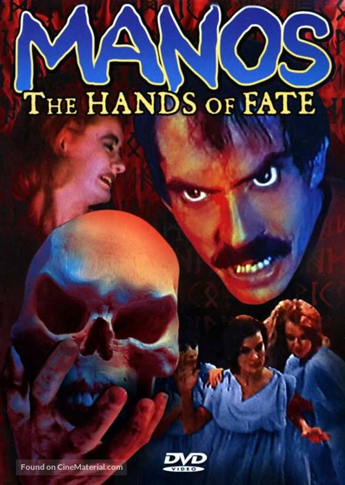 Manos: The Hands of Fate - Movie Cover